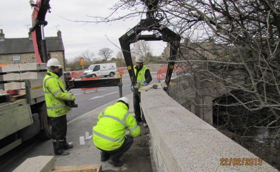 Ram Services Limited - Concrete Repairs