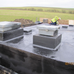 Ram Services Limited - Reservoir Roof Waterproofing