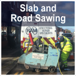 Road and Slab Sawing