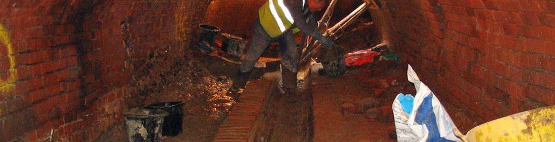Ram Services Limited - Culvert Repair Pressure Pointing