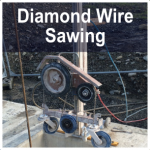 Diamond Wire Sawing
