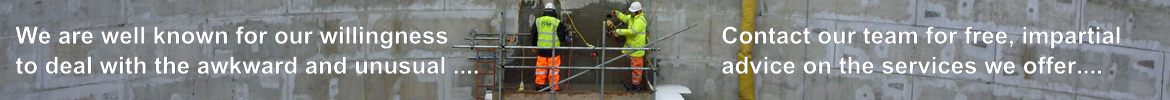 Ram Services Limited - Structural Repair and Refurbishment